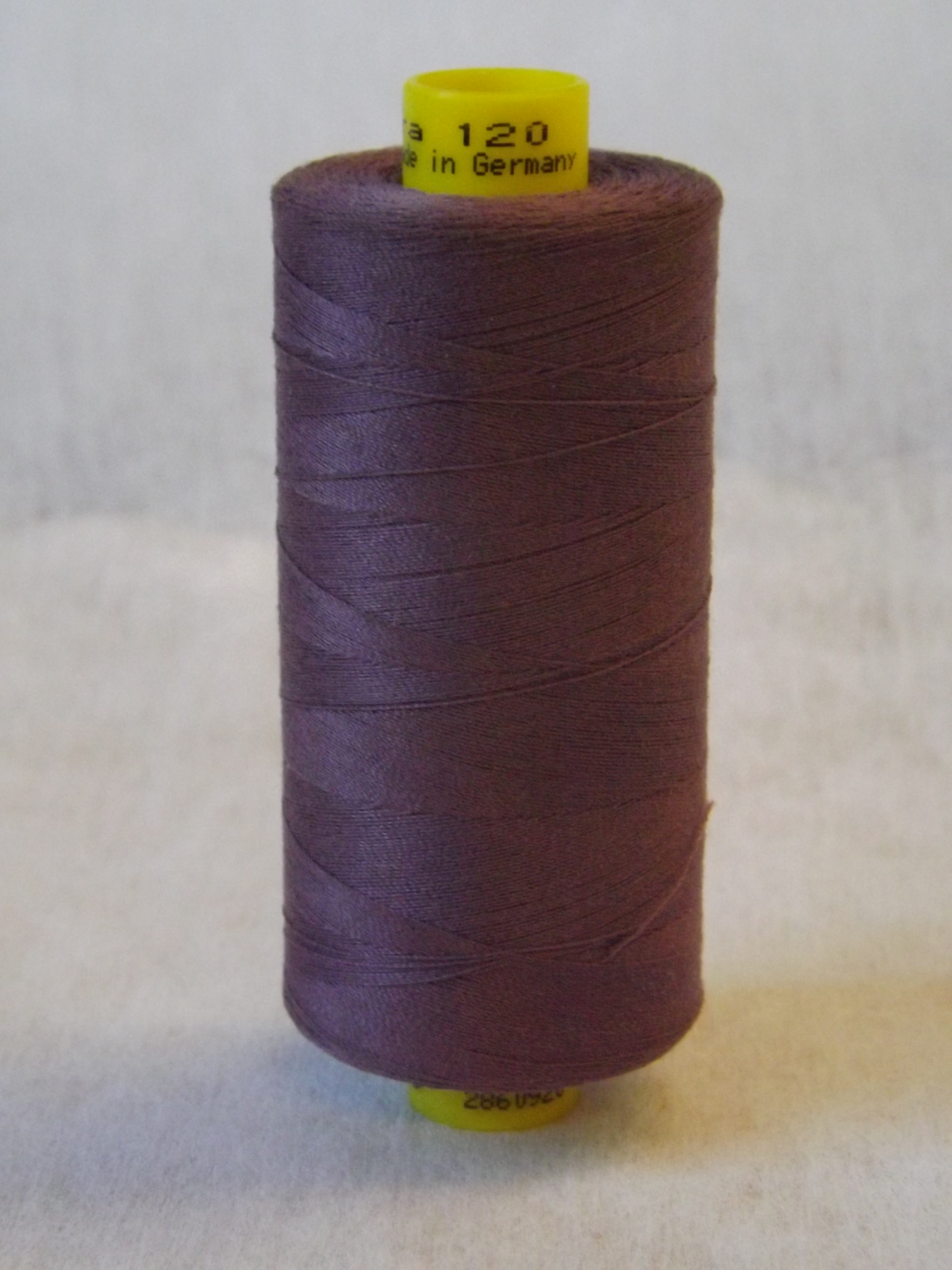 Etc Supplies Gutermann Mara Polyester Embroidery Thread 1000 Metre