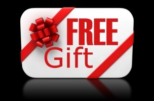 Free Gift Website