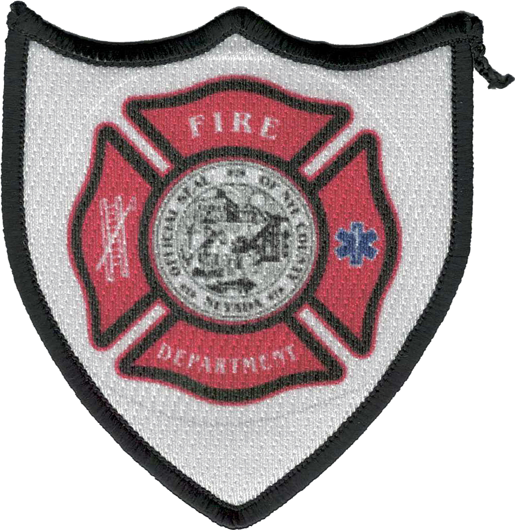 Iron Fire Badge