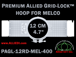 Melco-Frames-Embroidery-Hoops-Allied-Grid-Lock-PR-12-cm-400